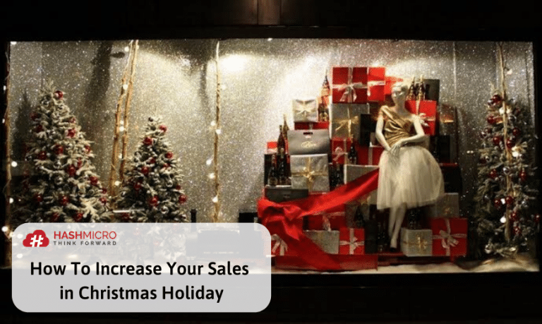 How to Increase Your Sales During Christmas Holiday
