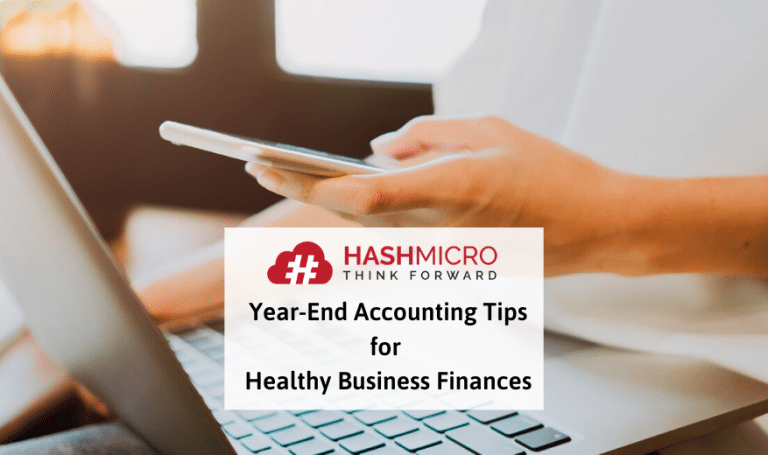Year-End Accounting Tips for Healthy Business Finances