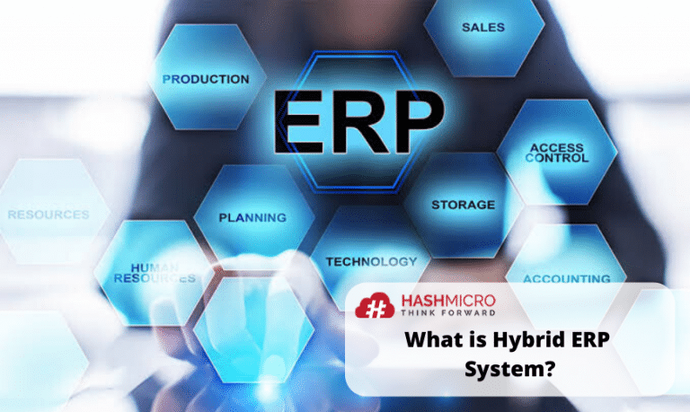 What is Hybrid ERP System?