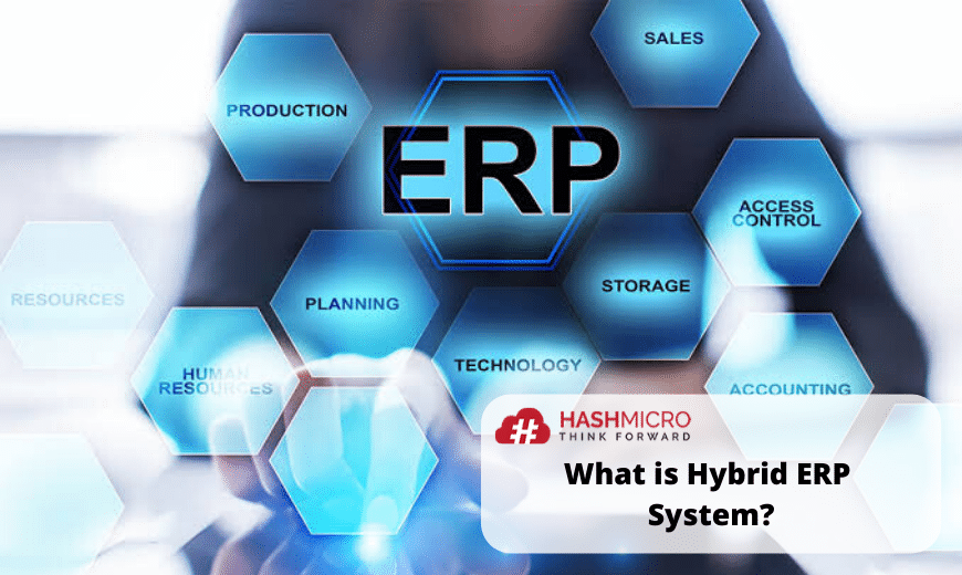 What is Hybrid ERP System