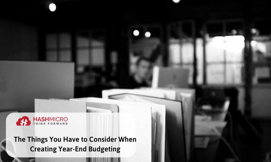 year-end budgeting