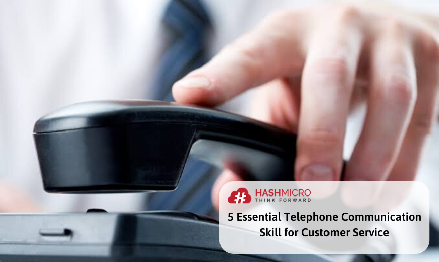 5 Essential Telephone Communication Skill for Customer Service