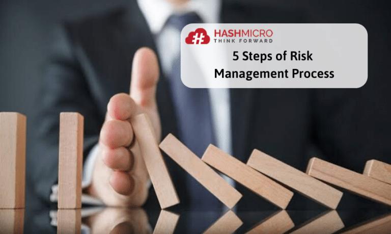 5 Steps of Risk Management Process
