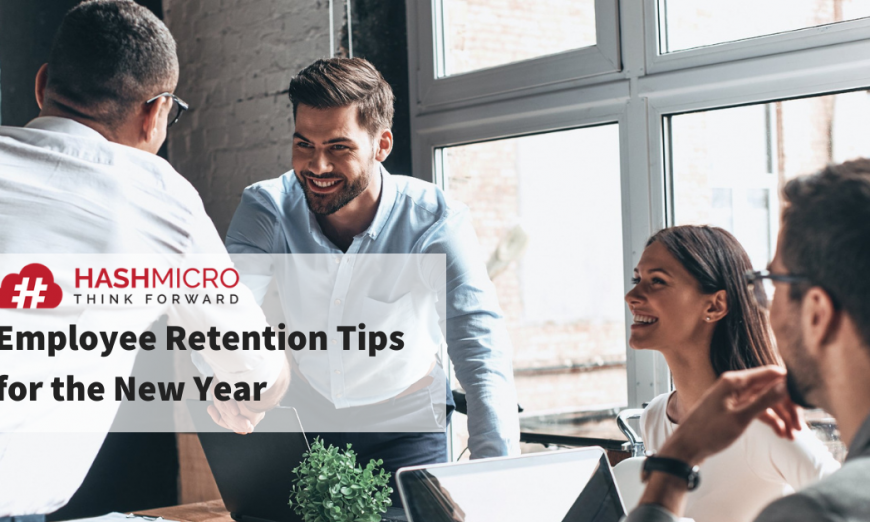 5 Employee Retention Tips for the New Year