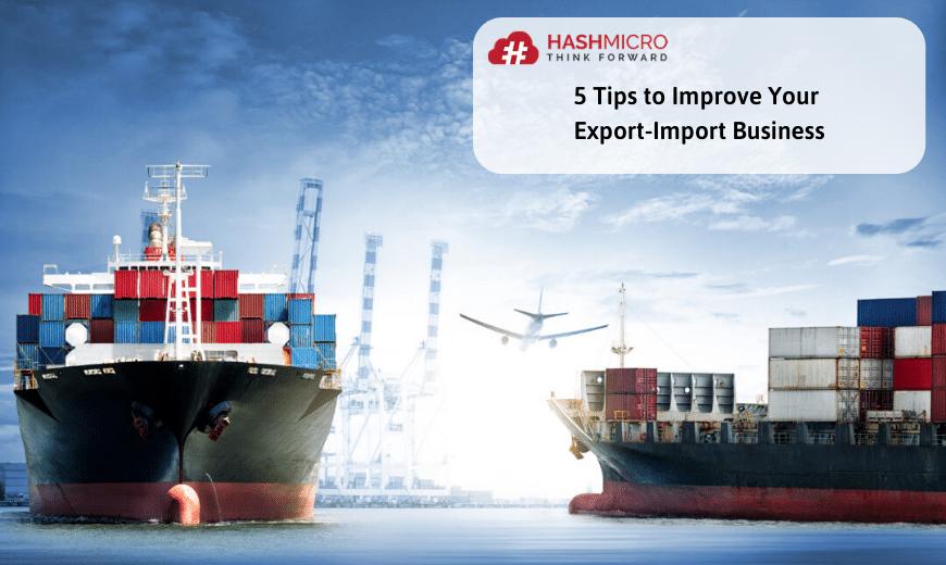 Export Import Tips