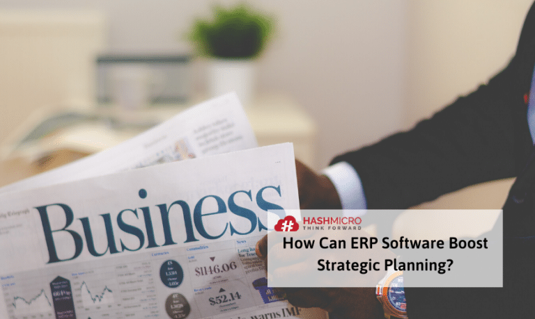How Can ERP Software Boost Strategic Planning?