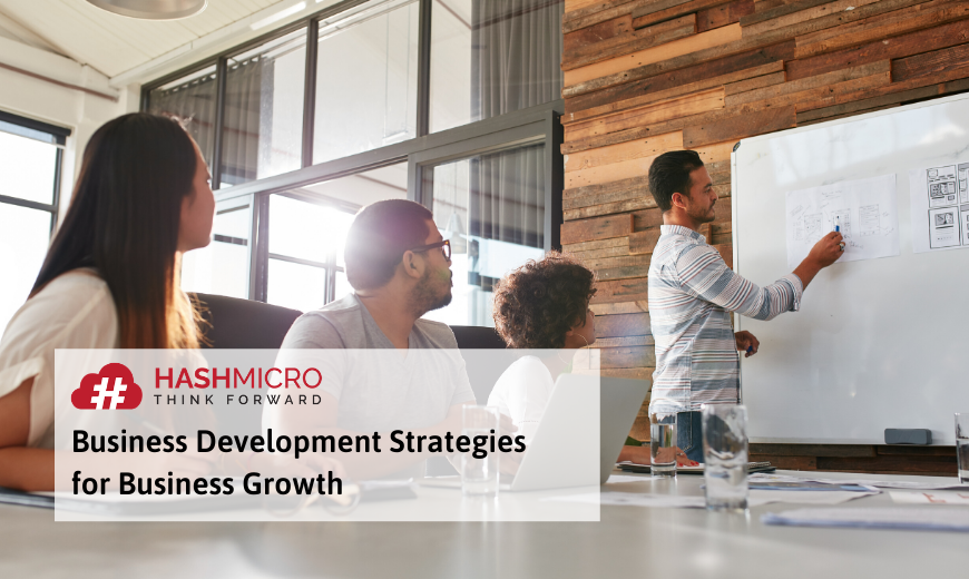 Business Development Strategies for Business Growth