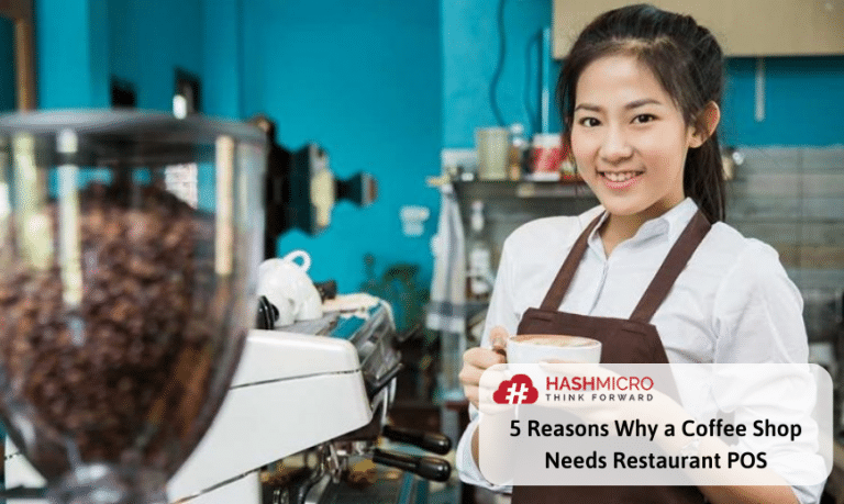 5 Main Reasons Why a Coffee Shop Needs Restaurant POS