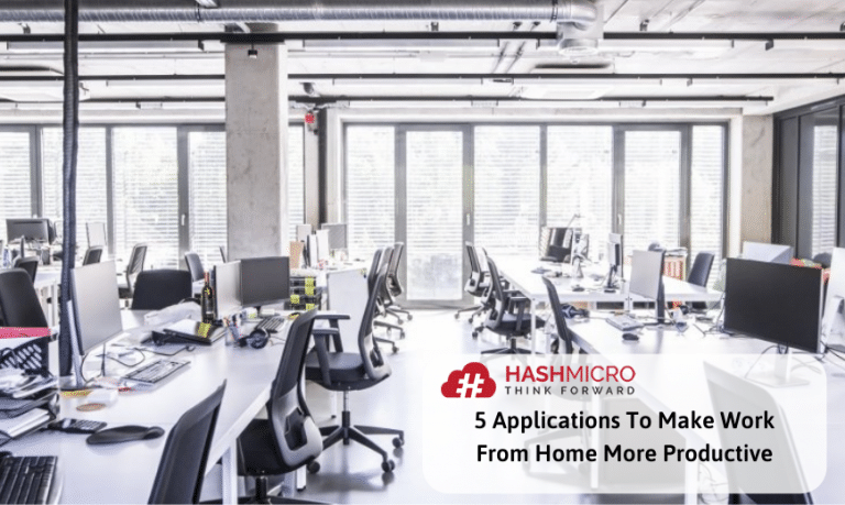 5 Applications to Make WFH More Productive
