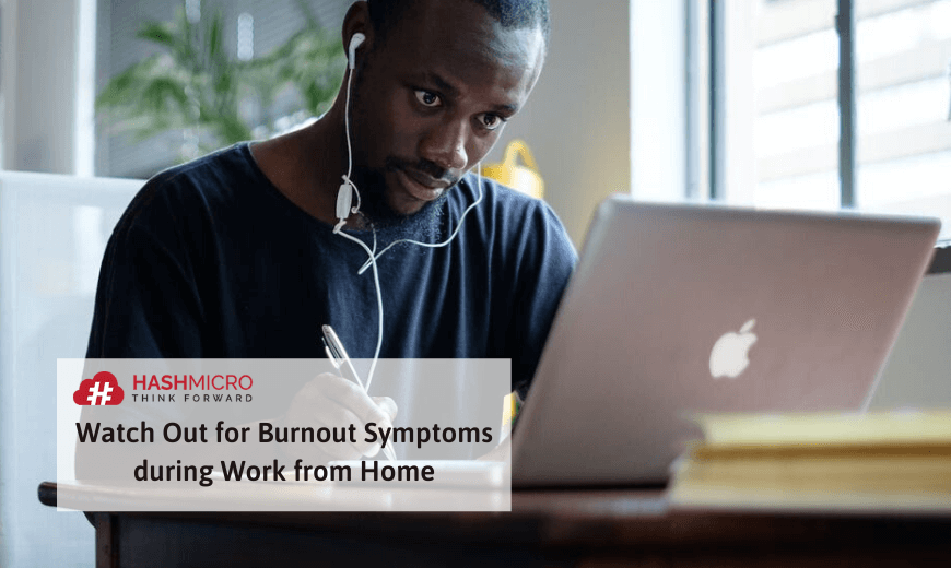 burnout during work from home
