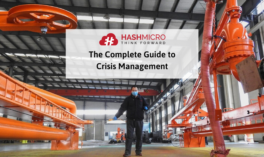 Crisis Management Tips for Businesses During the Coronavirus Pandemic