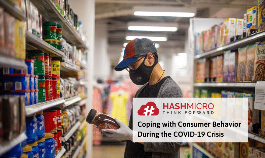 How to Cope with Consumer Behavior During the COVID-19 Crisis