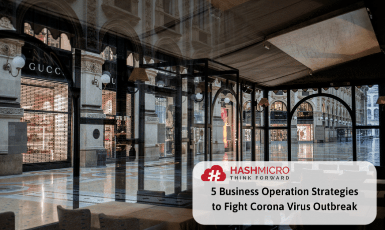 5 Business Operations Strategies to Fight Corona Virus Outbreak