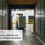 Supply Chain, COVID-19, and Technology to Mitigate Disruptions