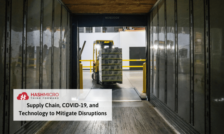 Supply Chain, COVID-19, and Technology to Mitigate Disruption