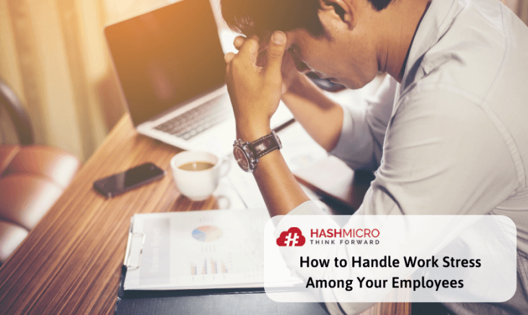 How to Handle Work Stress Among Your Employees
