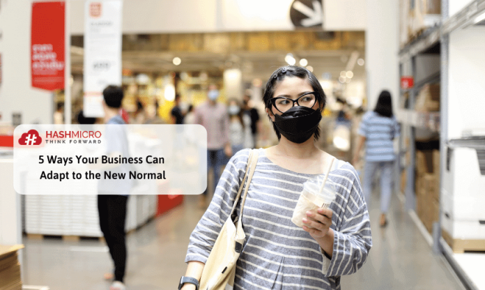 5 Ways Your Business Can Adapt to the New Normal