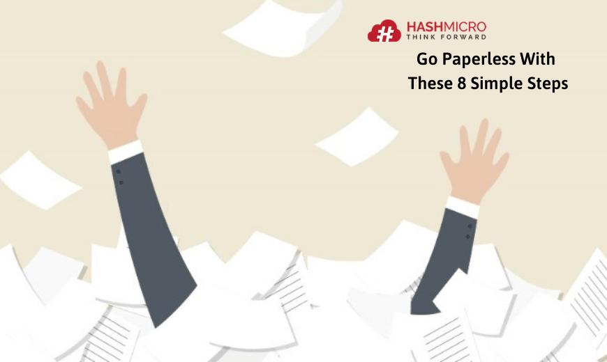go paperless