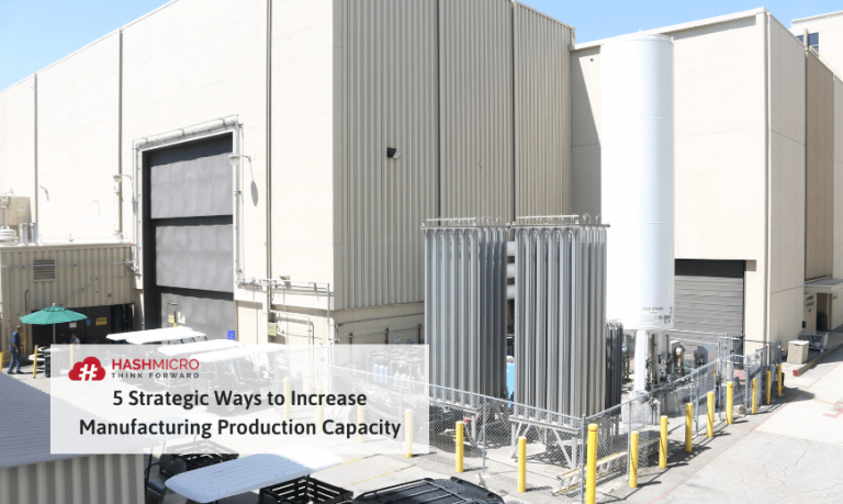 Increasing Production Capacity in 5 Simple Steps | Manufacturing