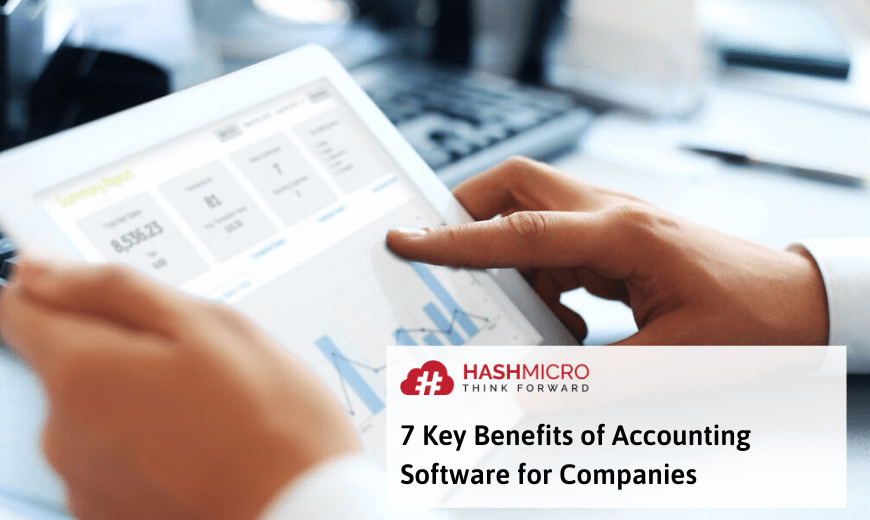7 Key Benefits of Using an Accounting System in Your Company