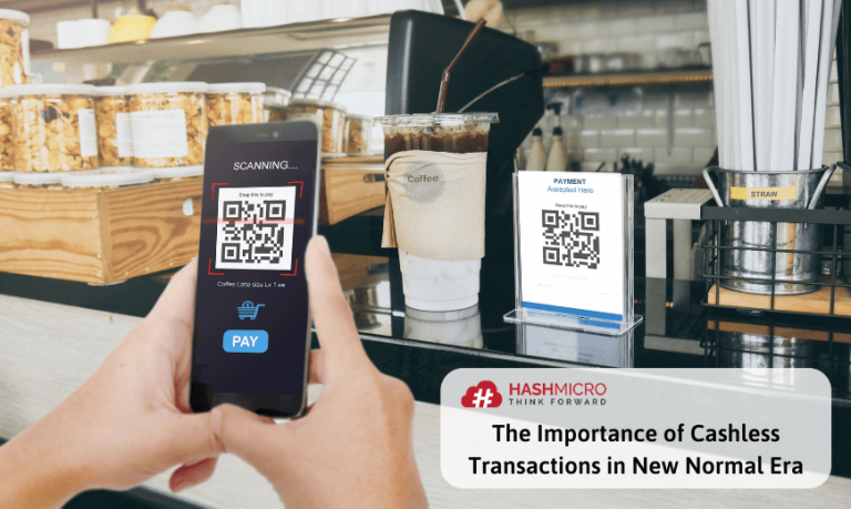 The Reasons Why Cashless Transaction is Important in New Normal Era