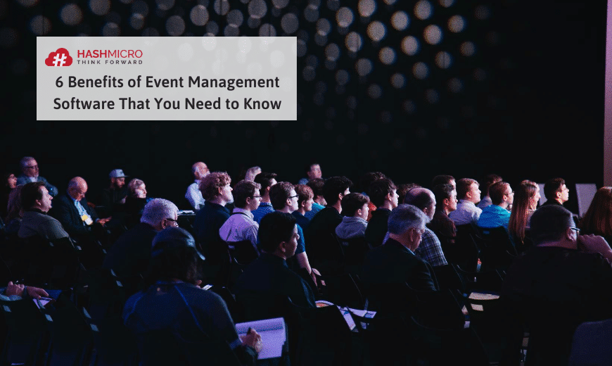 benefits of event management software