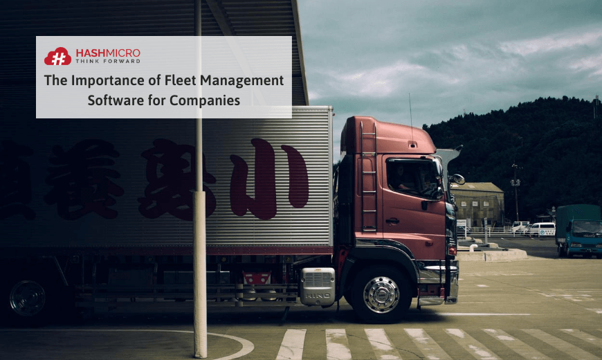 fleet management system for companies