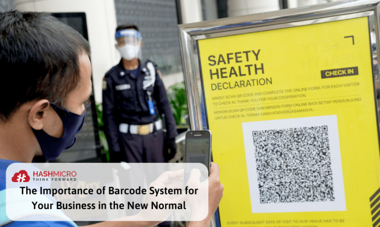 The Importance of Barcode Software for Your Business in the New Normal