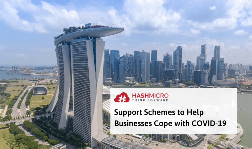 Singapore Government Financial Support Schemes to Help Businesses Cope with COVID-19