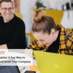 Gamification at companies