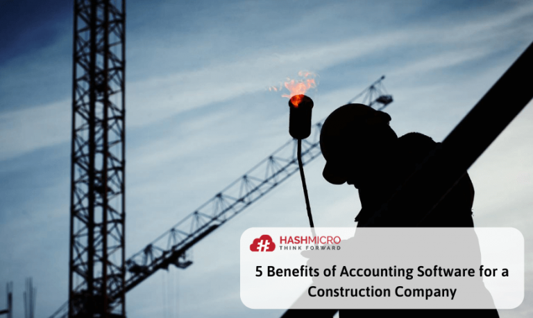 Accounting Software Benefits for Construction Companies