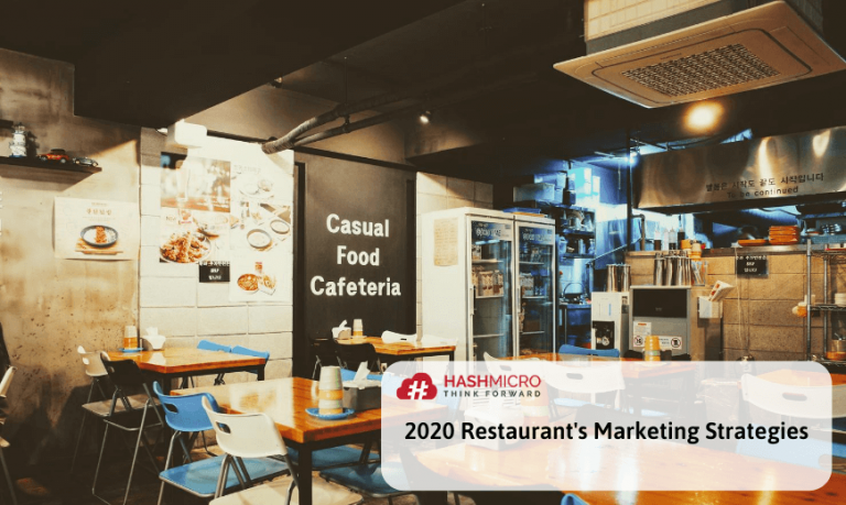 2020 Restaurant's Online Marketing Strategy