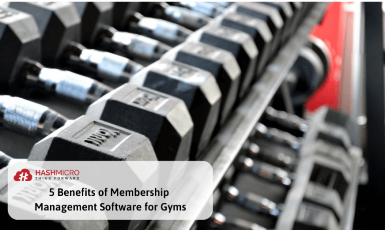 5 Benefits of Membership Management Software for Gyms