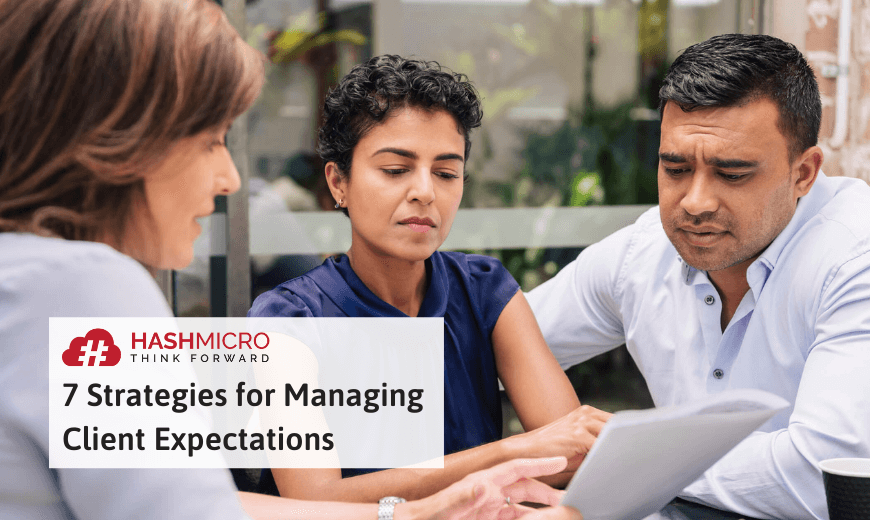 7 Proven Ways for Managing Client Expectations