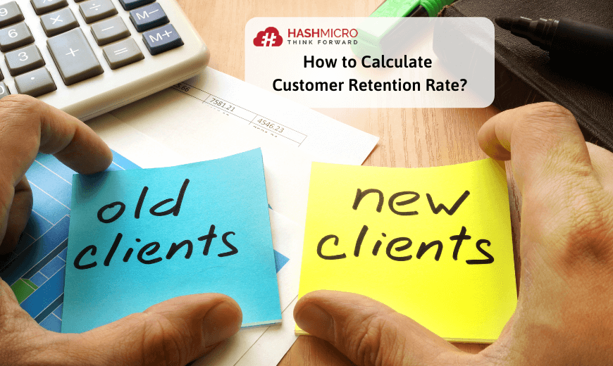 How to Calculate Customer Retention Rate?
