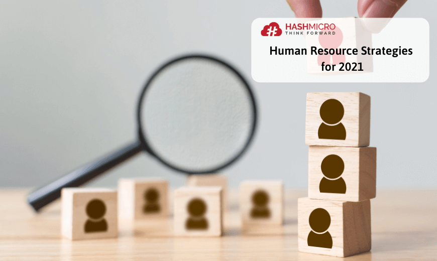 HR Strategies for 2021