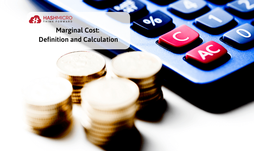 Marginal Cost: Definition and Calculation