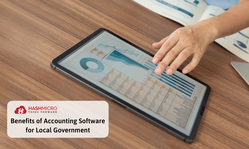 Benefits of Accounting Software for Local Governments