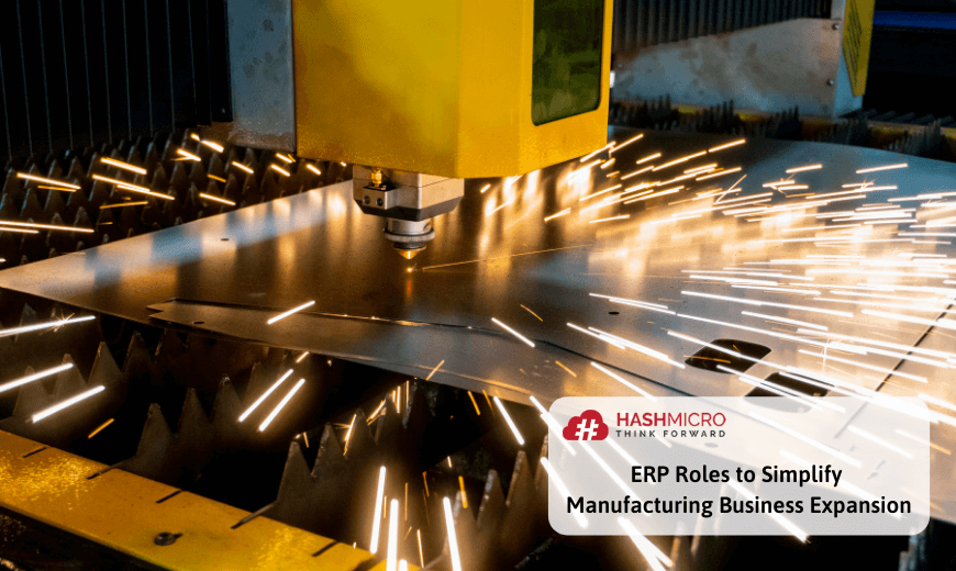The Role of ERP in Industrial Development and Manufacturing Program