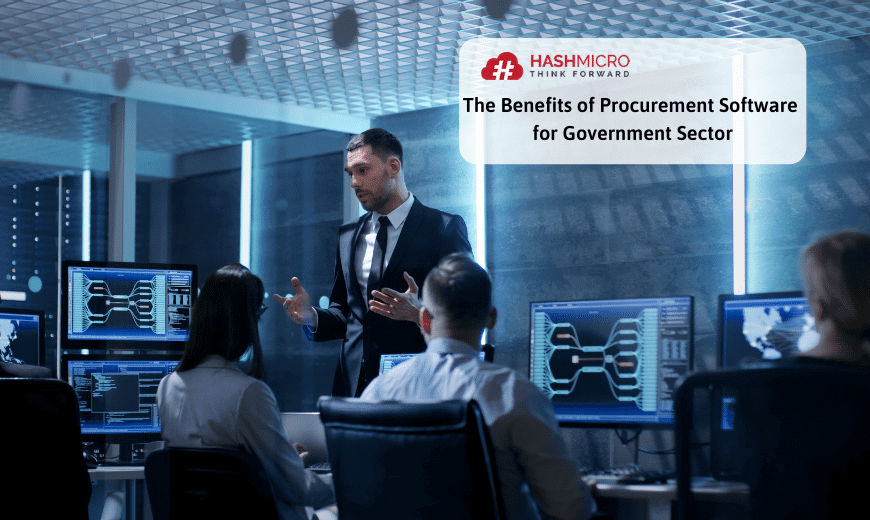 The Benefits of Procurement Software for Government Sector