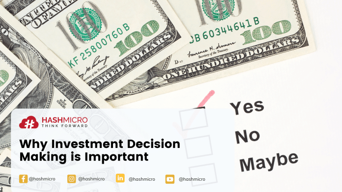 Why Investment Decision Making is an Important Process