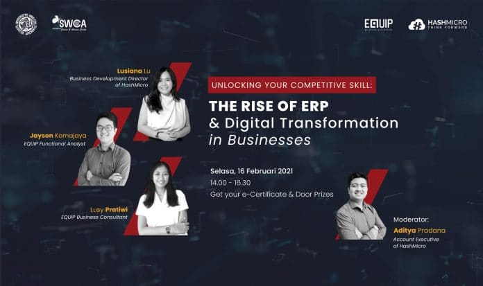 The Rise of ERP and Digital Transformation in Businesses