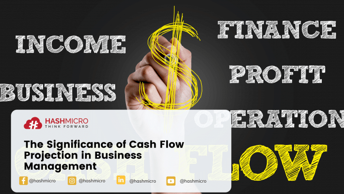 The Significance of Cash Flow Projection in Business Management