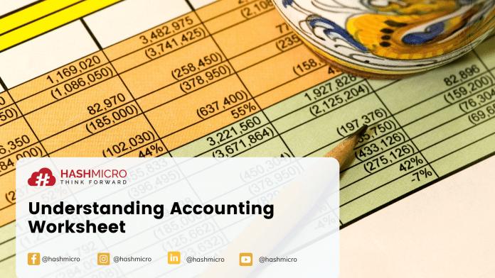 Understanding Accounting Worksheet