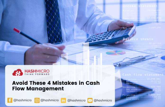 Avoid These 4 Mistakes in Cash Flow Management