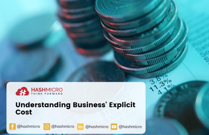 Understanding Explicit Cost in Business