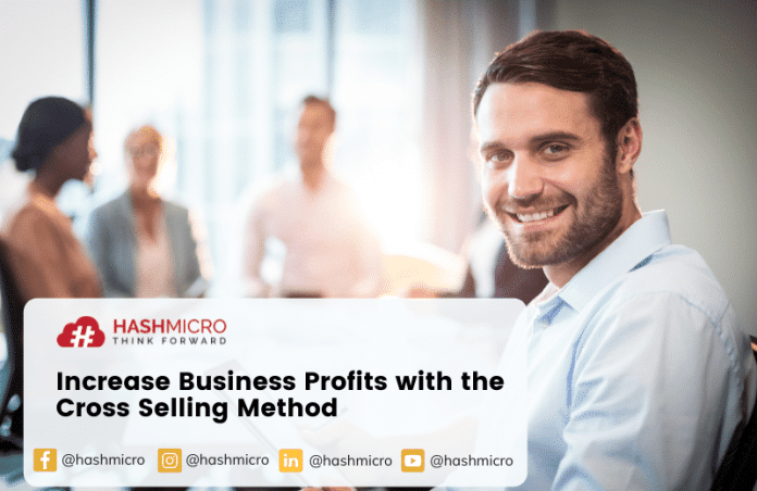 Increase Business Profits with the Cross-Selling Method
