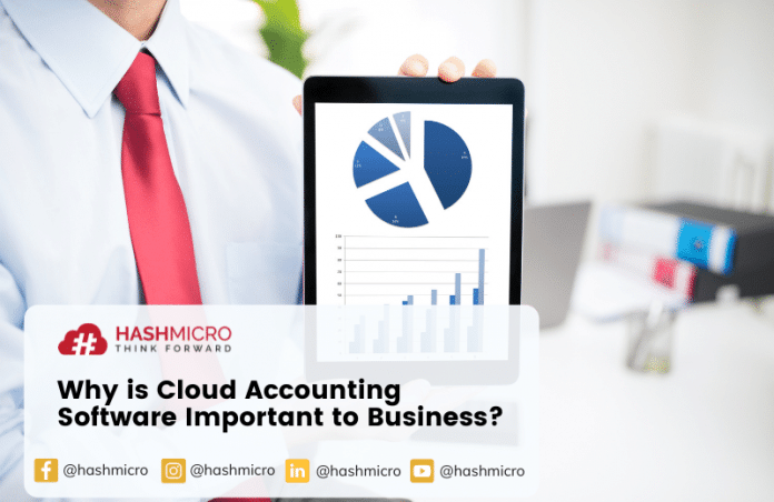 Why is Cloud Accounting Software Important to Business?