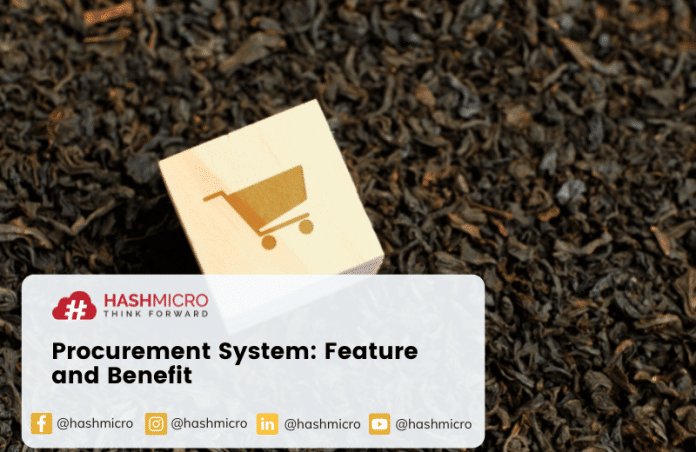 Procurement System: Feature and Benefit