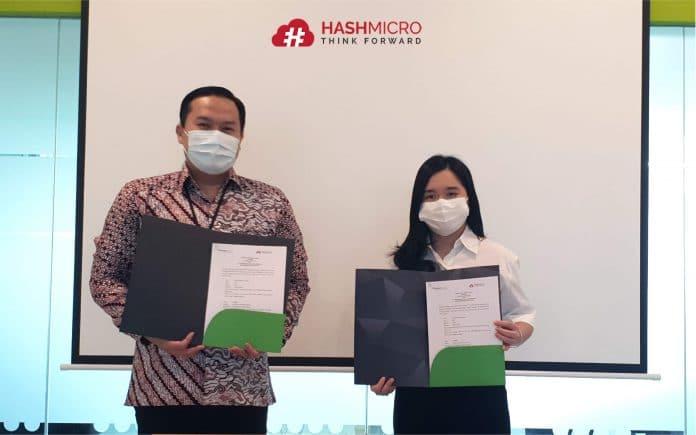 HashMicro Cooperates with Kalbis Institute